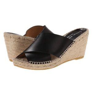 Bettye Muller Dijon Espadrille Wedge Heel Sandal